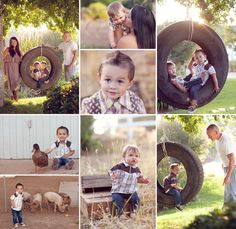 Like the photos with the tire swing Family Posing, Family Portraits, Family Photos, Cute Photography, Children Photography, Swing Pictures, Sibling Photo Shoots, Shooting Photo, Photographing Kids