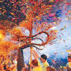 Tai Hang Fire Dragon Dance, Mid-Autumn Festival, #HongKong