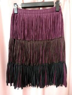 39429ade9e issey miyake pleats please skirt made in japan size 3 NEAR MINT F/S fringe  #fashion #clothing #shoes #accessories #womensclothing #skirts (ebay link)
