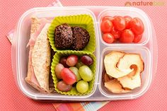 Packing lunches for tweenage and teenage kids can sometimes be a challenge.  Fortunately, we took out the guesswork for you!