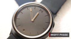 Misfit: Your New Analog Smartwatch  Released on 18 Oct 2016Read the c net review: http://cnet.co/2eNjp70It's a routine watch, and it needs to be your fitness tracker, also. (CNET)      A year ago the Misfit group has been got by fossil. Since that time, it's demonstrated its capacity to produce more fashionable and newer layouts indicating its complex statement that was clear in the industry.    Lately, an analog view has been established by the Misfit Phase. Besides its design that ..