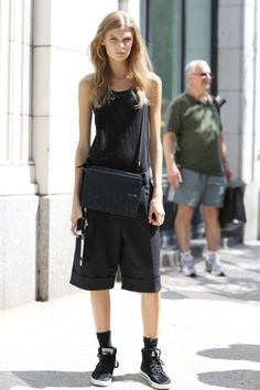 New York Fashion Week Street Style 10bca013362