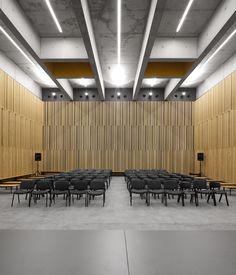 Galeria de Escola Secundária ES/EB3 Braamcamp Freire / CVDB arquitectos - 8