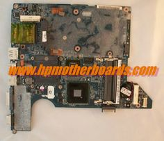 Replacement for HP 590316-001 Laptop Motherboard