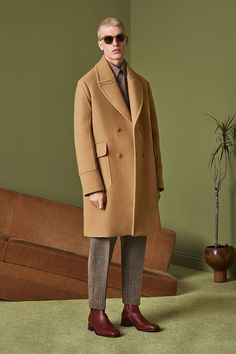 Stella McCartney Fall 2017 Menswear Collection Photos - Vogue