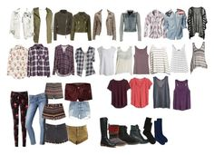 Malia Tate season 5a essentials - tw / teen wolf by shadyannon on Polyvore featuring polyvore fashion style Rails Yves Saint Laurent Lush Clothing Madewell American Vintage Ten-Sixty Sherman ONLY H&M Sans Souci Free People DNA Olive + Oak Versus French Connection American Eagle Outfitters Forever 21 Topshop MANGO ASOS TOMS Steve Madden Mossimo Supply Co. clothing