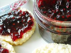 Blackberry Jam | Flour On My Face