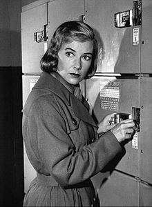 """Vera Miles - """"Mirror Image"""" 02-26-1960 is episode 21 of the television series The Twilight Zone."""