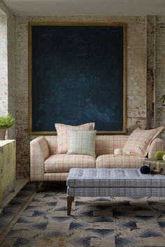 Modern/Rustic Livingroom:  Blog — Elorablue