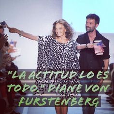 Palabras sabias de una gran mujer #dianevonfurstenberg #dress #moda #fashion #estilo #actitud #frases #quotes #citas Diane Von Furstenberg, Fashion Words, Me Quotes, Instagram Posts, Wise Words, Inspirational Quotes, Large Women, Attitude, Quotes