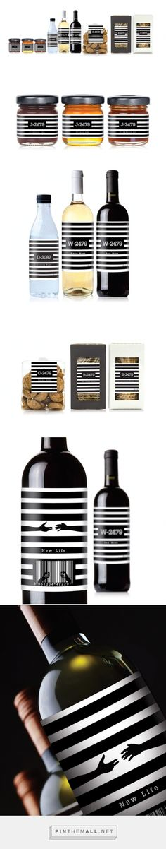 2479 Prisoner Product #packaging by Prompt Design - http://www.packagingoftheworld.com/2015/02/2479-prisoner-product.html
