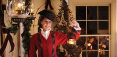 Now in its 36th year, Mystic Seaport's Lantern Light Tours have become a tradition, drawing visitors from just down the street as well as from neighboring states.