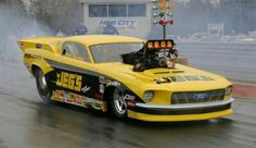 Now that's a Jegs car I haven't seen!