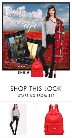 """""""Shein"""" by sansa-starkk ❤ liked on Polyvore featuring Linda Horn"""
