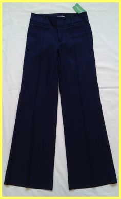 "Lilly Pulitzer Linen Dwyer Solid Trousers Wide Leg Pants. These Lilly Pulitzer Linen Dwyer Solid Trousers Wide Leg Pants were voted ""Most Flattering Fit"" by Tradesy members! Get a pair before they're gone at Tradesy, where savings rule."