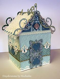 Daydreams by Michelle: My Paper House :)