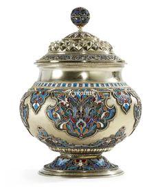 «Впечатления дороже знаний...» - Русские эмали. Овчинников Павел Акимович (Россия, 1830 - 1888). Часть 2