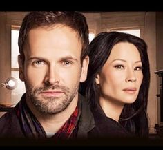Elementary - such a great show!