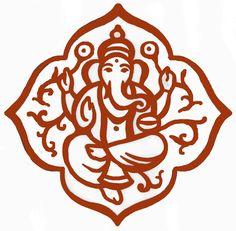 simple Ganesh designs - Google Search