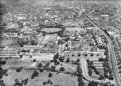 Aerial photo of Sydney University in the late 🌹 Sydney News, University Of Sydney, Sydney City, New Twitter, Science Chemistry, Great Love, Image Sharing, Google Images, Paris Skyline