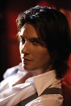 Ben Barnes as Will Herondale from the Infernal Devices series. He's got the face of an angel, but can also seem dark or broken when he wants to. He's also really funny and I think he'd be perfect as Will.