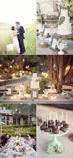 Dessert table...gorgeous