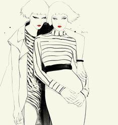 Illustrations byFloyd Grey  (Source: emptykingdom.com)