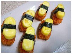 계란말이 고추장 주먹밥 – 레시피 | Daum 요리