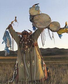 Shaman:  Mongolian Shamanism.: