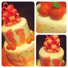 Mamas baked goodies Georgia Peach cake