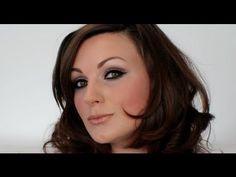 Adele makeup tutorial. Beauty Makeup, Hair Makeup, Hair Beauty, Makeup Blog, Beauty Stuff, Makeup Tips, Eye Makeup, Adele Makeup Tutorial, Bridal Makeup