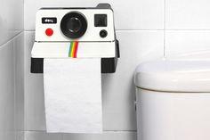 Envie d'un dérouleur de papier WC original dans vos toilettes ? Accrocs à la…