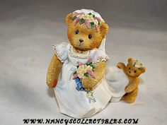 "Cherished Teddies ""Bride"""