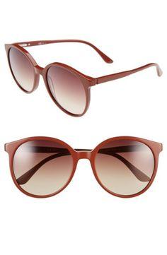 Women's Oxydo 56mm Retro Sunglasses