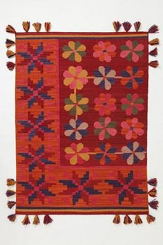 Barranco rug - inspired by traditional Peruvian weaving