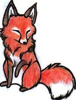 This but instead of a red fox it'd be an arctic fox [[Little fox tattoo by ~UnearthlyDreams]]