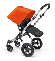 Get to know and customize your own Bugaboo Cameleon³ at Bugaboo.com. Versatile, multi-terrain, light & compact, everything is possible with the all-in-one stroller.