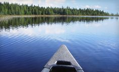 Groupon - Four-, Six-, or Seven-Night Outfitted Canoe Trip with Lodging at Gunflint Northwoods Outfitters in Minnesota Northwoods. Groupon deal price: $98.00