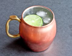 Moscow Mule Lightened Up - Style by Joules