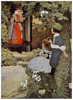 Franklin Betts-Hanzel&Gretel