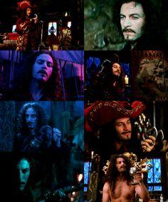 Captain Hook - Peter Pan (2003) Fan Art (35084096) - Fanpop