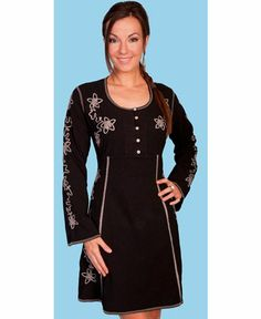 Scully Long Sleeve Dress