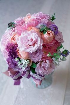 Wedding bouquet - Studio HANA