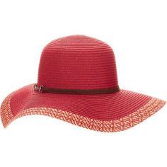 3542010583a28 Faded Glory Women s Melange Border Floppy hat