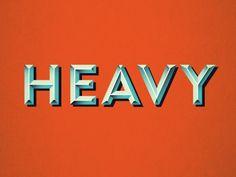 Heavy by DJ Sherman