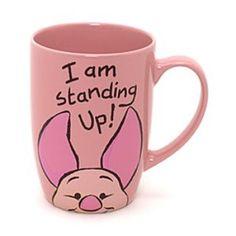 Disney Store - Piglet Peek-a-Boo Mug customer reviews - product reviews - read top consumer ratings
