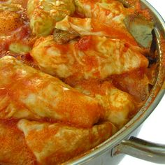 There are many cabbage roll recipes. Here is a good one to try.