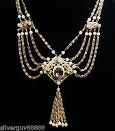 Suffragette Era Necklace from our Vintage & Antiques Collection
