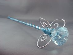 Hey, I found this really awesome Etsy listing at https://www.etsy.com/listing/162972510/ice-queen-silver-sceptre-ice-queen-wand