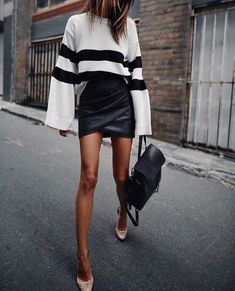 "1,076 Me gusta, 8 comentarios - @fashionista_east en Instagram: ""Black and white  Via @vouge__style by @andicsinger  . . . #fashionista_east #fashionblogger…"""